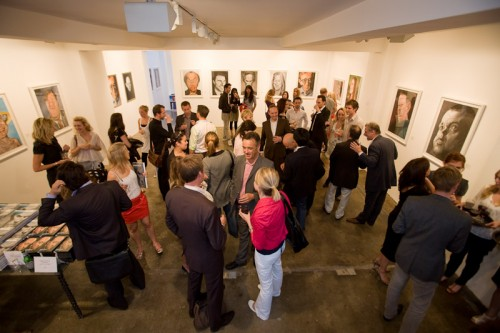 Portraits - opening night by Jonathan Perugia(7)