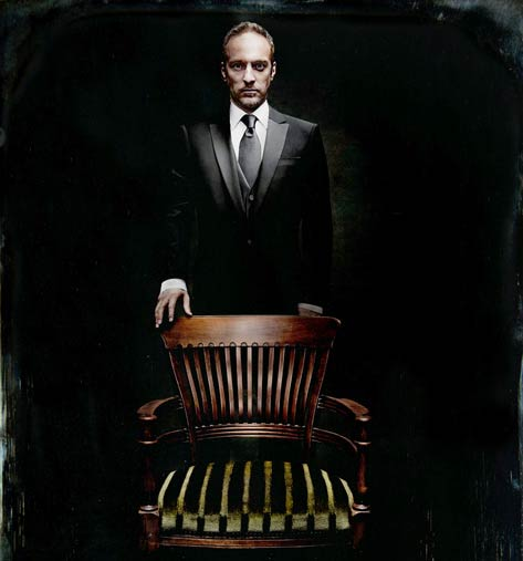 Derren Brown: The Events 'How to control the nation' – Channel 4 promo image