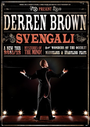 Derren Brown Svengali