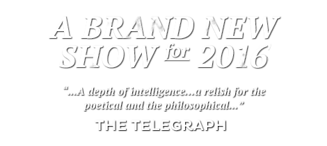 Derren Brown: Miracle - tour 2016