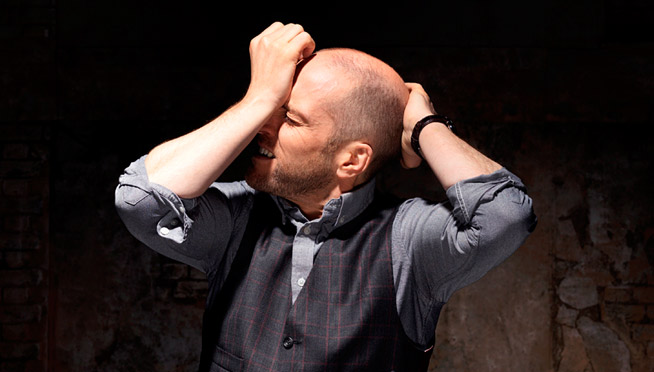 DERREN BROWN: INFAMOUS is at the Palace Theatre, Shaftesbury Avenue, until August 17