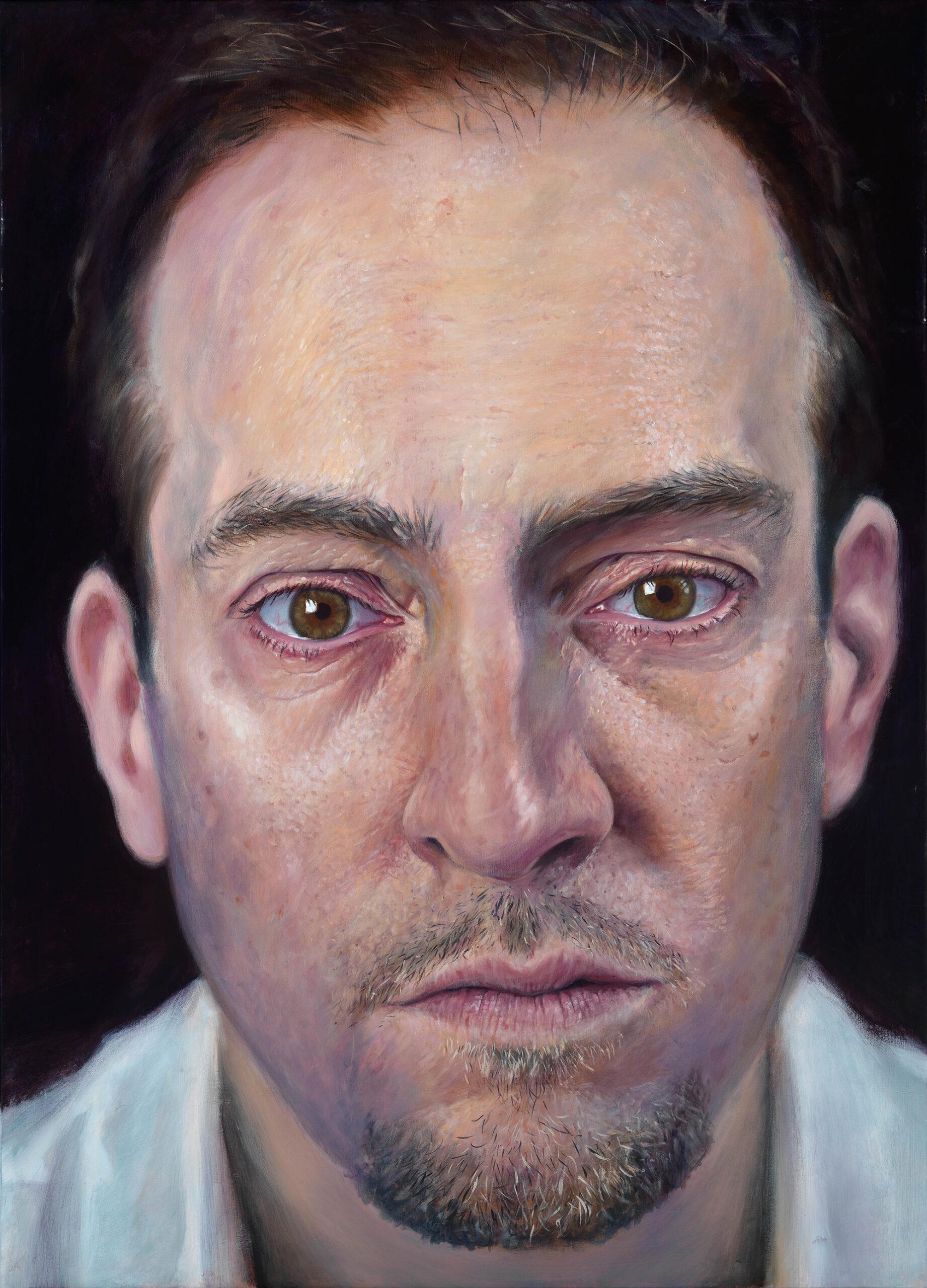 Self-portrait by Derren Brown (2011)