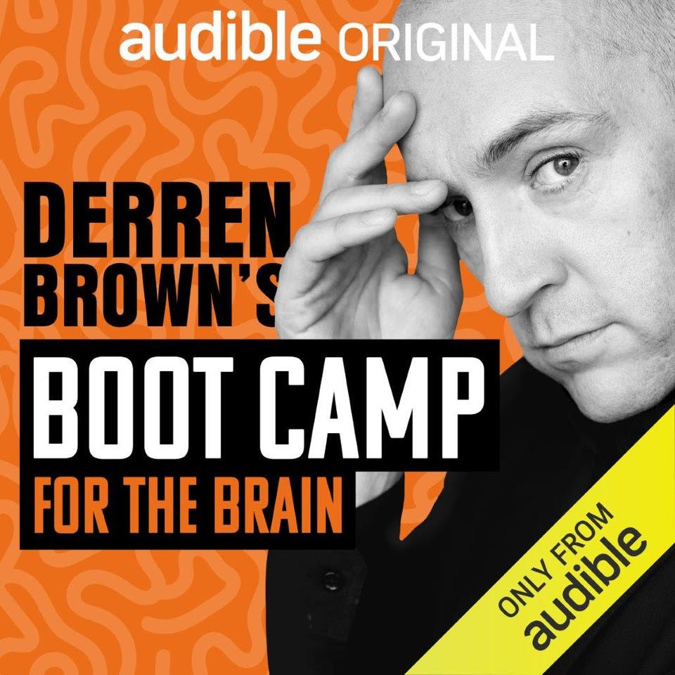 Derren Brown\s Boot Camp For The Brain on Audible