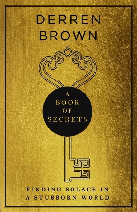 Cover of 'A Book of Secrets' by Derren Brown
